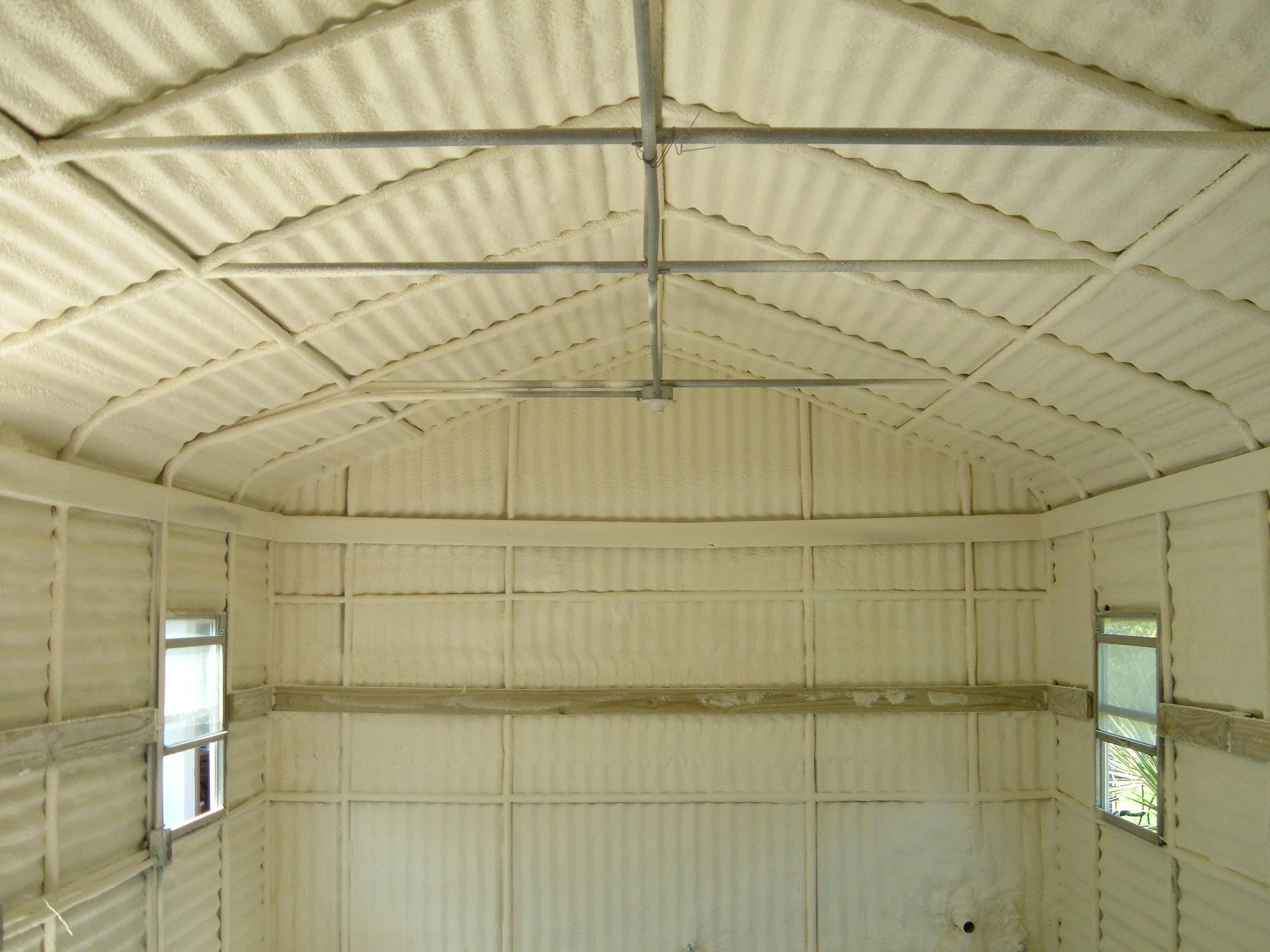 Cost For Spray Foam Insulation Foam Insulation Tips